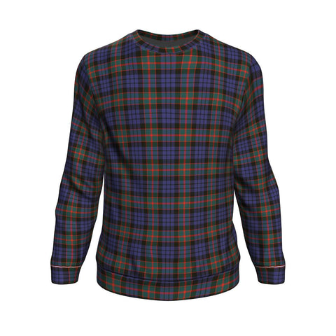 Tartan Sweatshirt - Clan Fletcher of Dunans Sweatshirt For Men & Women