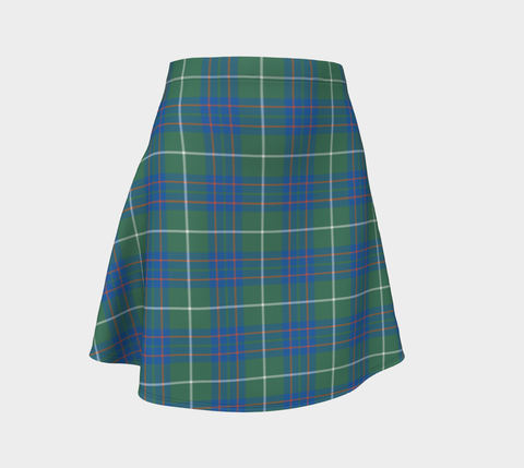Image of Tartan Flared Skirt - MacIntyre Hunting Ancient |Over 500 Tartans | Special Custom Design | Love Scotland