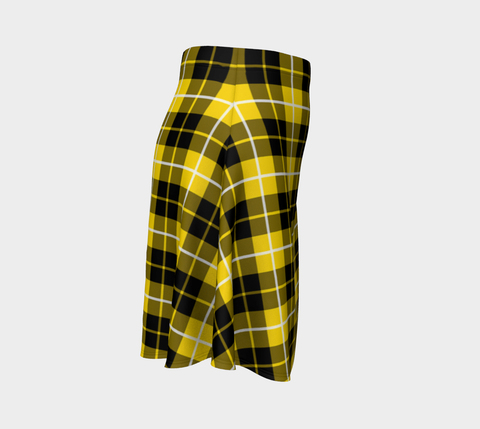 Tartan Flared Skirt - Barclay Dress Modern |Over 500 Tartans | Special Custom Design | Love Scotland