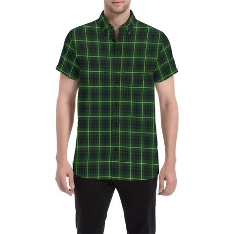 Tartan Shirt - MacArthur Modern | Exclusive Over 500 Tartans | Special Custom Design