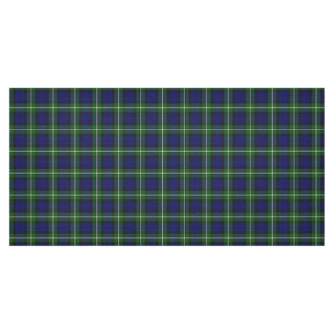 Image of Forbes Modern Tartan Tablecloth | Home Decor