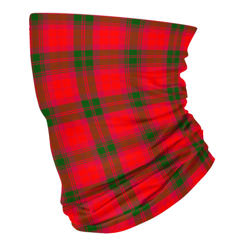 Scottish MacNab Modern Tartan Neck Gaiter  (USA Shipping Line)