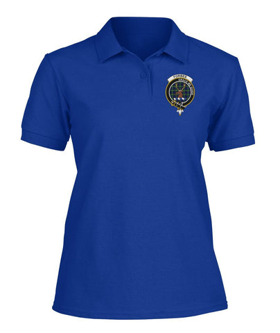Image of Polo T-Shirt - forbes Tartan Polo T-shirt for Men and Women