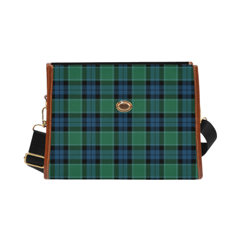 Graham of Menteith Ancient Tartan Canvas Bag | Special Custom Design