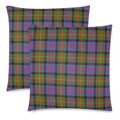 Carnegie Ancient decorative pillow covers, Carnegie Ancient tartan cushion covers, Carnegie Ancient plaid pillow covers