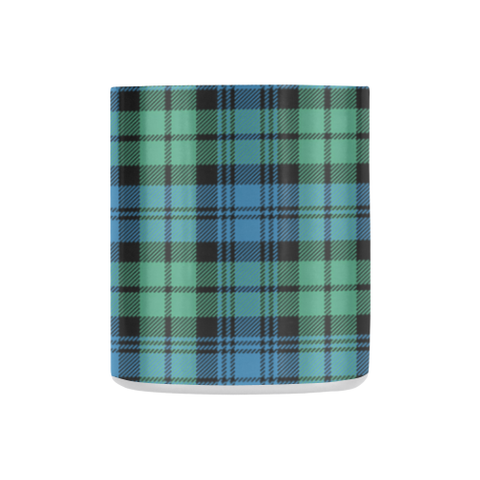 ScottishShop Insulated Mug - Campbell AncientTartan Insulated Mug - Clan Badge