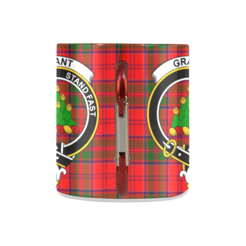 ScottishShop Insulated Mug - Grant ModernTartan Insulated Mug - Clan Badge