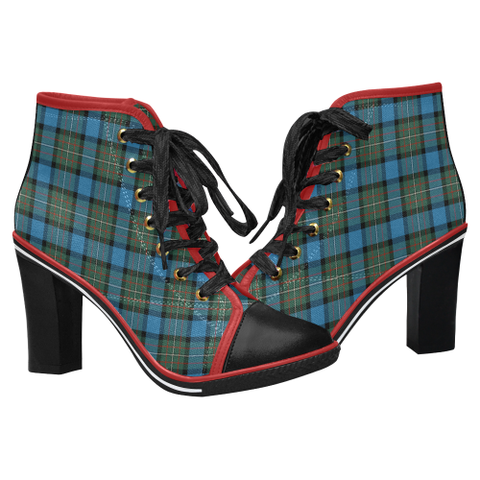 Image of Tartan Heel - Fergusson Ancient | Hot Sale | Online Orders Only | 500 Tartans