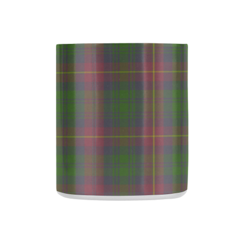 ScottishShop Insulated Mug - Cairns Tartan Insulated Mug - Clan Badge
