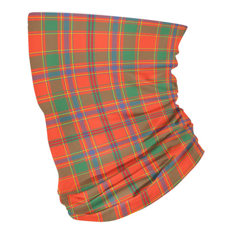 Scottish Munro Ancient Tartan Neck Gaiter  (USA Shipping Line)