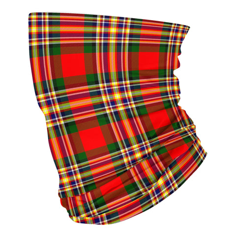 Scottish MacGill Modern Tartan Neck Gaiter  (USA Shipping Line)