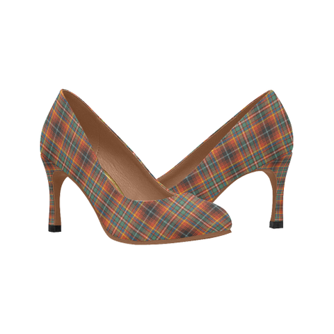 Image of Innes Ancient Tartan Heels
