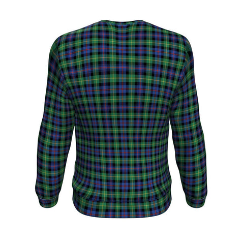 Tartan Sweatshirt - Clan Farquharson Ancient Sweatshirt For Men & Women