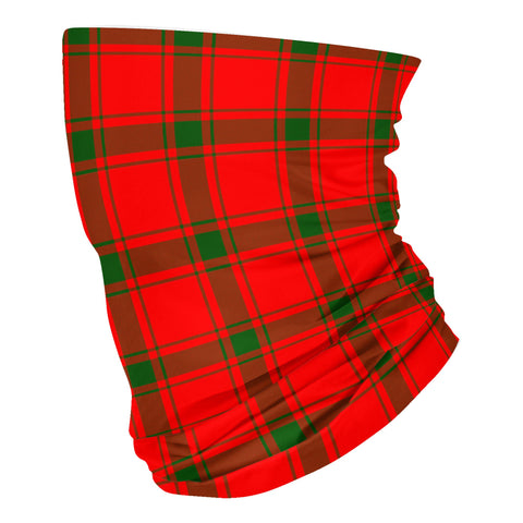 Scottish MacDonald of Sleat Tartan Neck Gaiter  (USA Shipping Line)