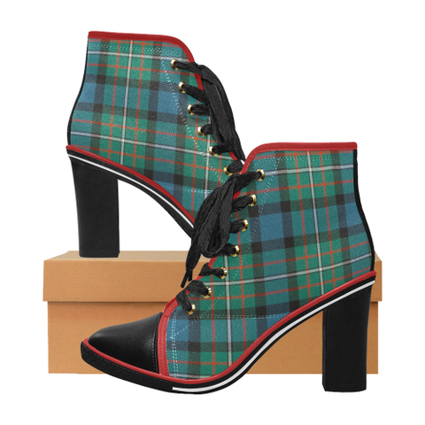 Image of Tartan Heel - Ferguson Ancient | Hot Sale | Online Orders Only | 500 Tartans