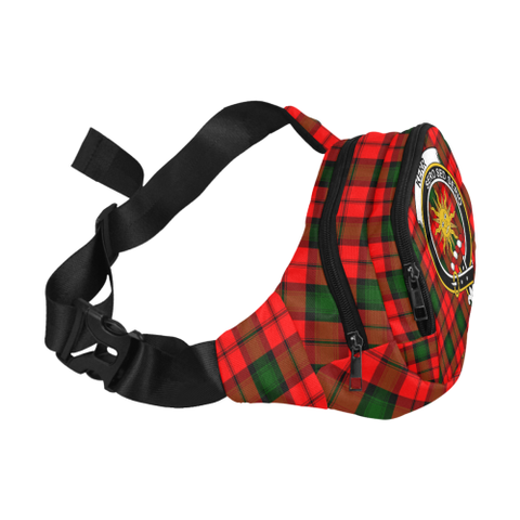 Image of Kerr Tartan Fanny Pack | Tartan Bum Bag| Hot Sale
