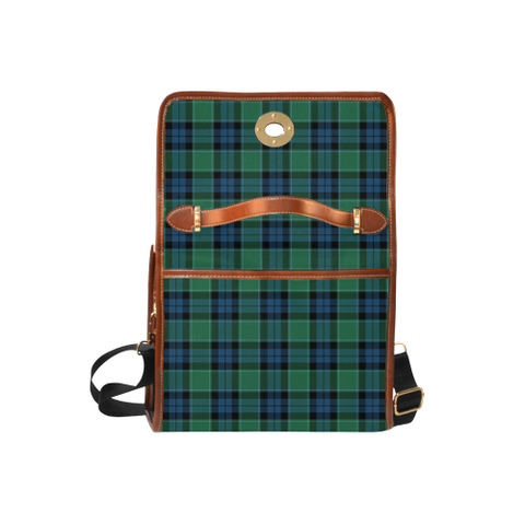 Image of Graham of Menteith Ancient Tartan Canvas Bag | Special Custom Design