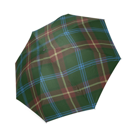 Manitoba Of Canada Tartan Umbrella