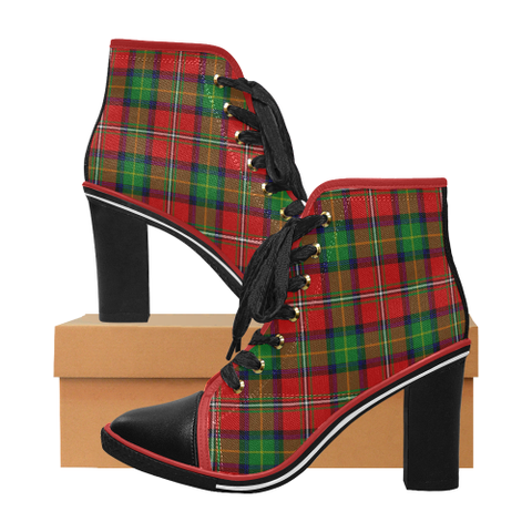 Image of Tartan Heel - Boyd Modern | Hot Sale | Online Orders Only | 500 Tartans