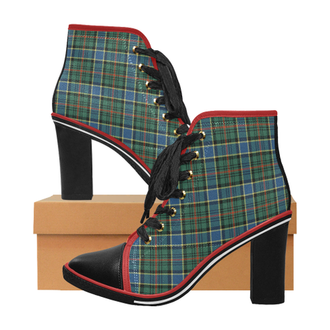 Tartan Heel - Ogilvie Hunting Ancient | Hot Sale | Online Orders Only | 500 Tartans