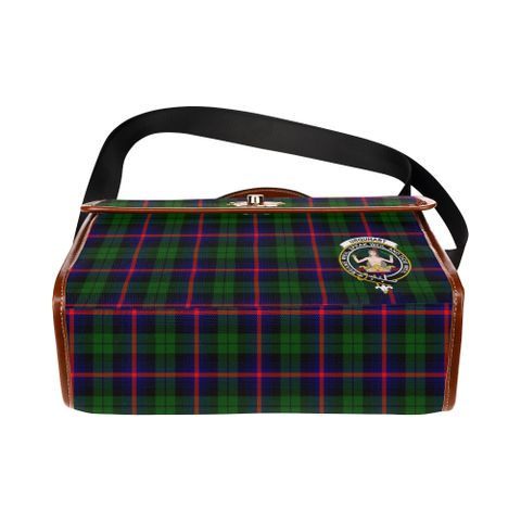 Urquhart Clan Tartan Canvas Bag | Special Custom Design
