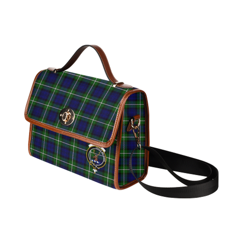 Image of Forbes Clan Tartan Canvas Bag | Special Custom Design