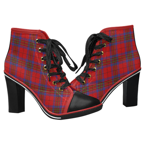 Tartan Heel - Leslie Modern | Hot Sale | Online Orders Only | 500 Tartans