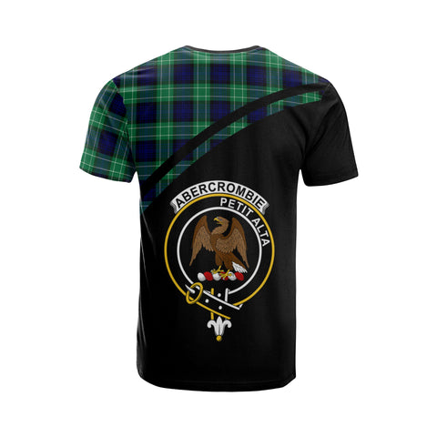 Abercrombie Tartan All Over T-Shirts - Curve Style