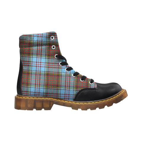 Tartan Apache Boot - Anderson Ancient | Footwear | Over 500 Tartans