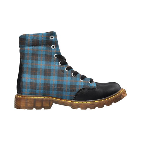 Image of Tartan Apache Boot - Angus Ancient | Footwear | Over 500 Tartans