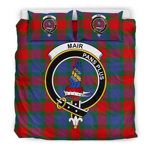 Image of Tartan Mair Bedding Set - Clan Crest