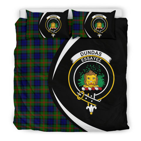 ScottishShopTartan Dundas Modern 02 Bedding Set - Circle Style
