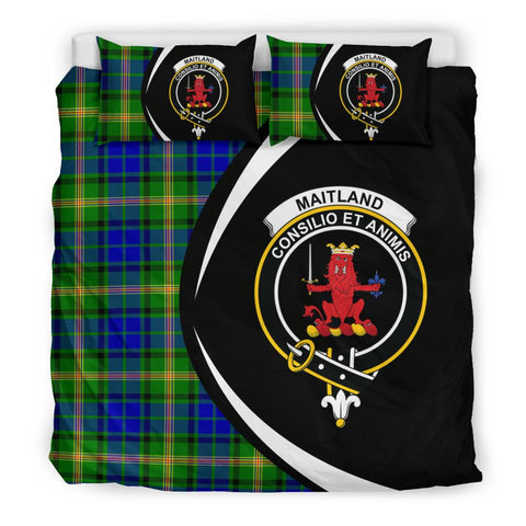 ScottishShopTartan Maitland Bedding Set - Circle Style