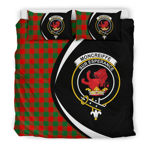 ScottishShopTartan Moncrieffe Bedding Set - Circle Style