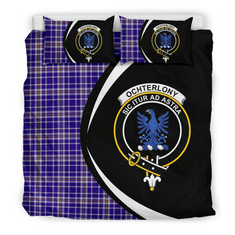 ScottishShopTartan Ochterlony Bedding Set - Circle Style