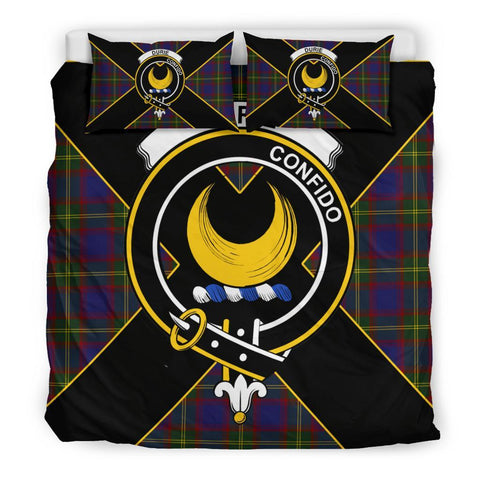 Durie Tartan Duvet Cover Set - Luxury Style King Size