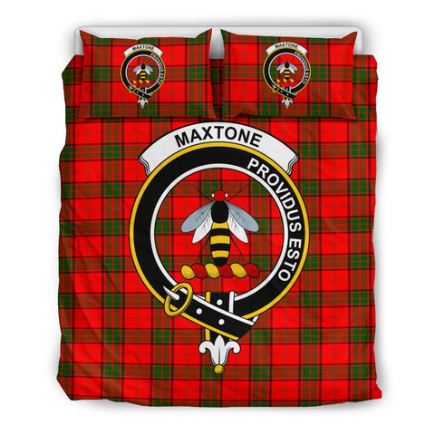 Image of Tartan Maxtone Bedding Set - Clan Crest