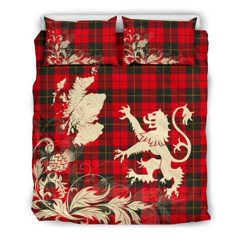 Wallace Weathered Bedding Set