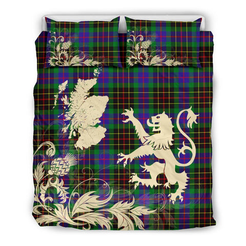 Image of Brodie Hunting Modern Bedding Set