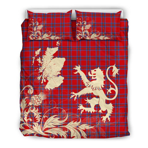 Inverness District Bedding Set
