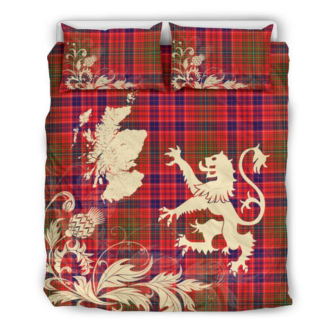 Lumsden Modern Bedding Set
