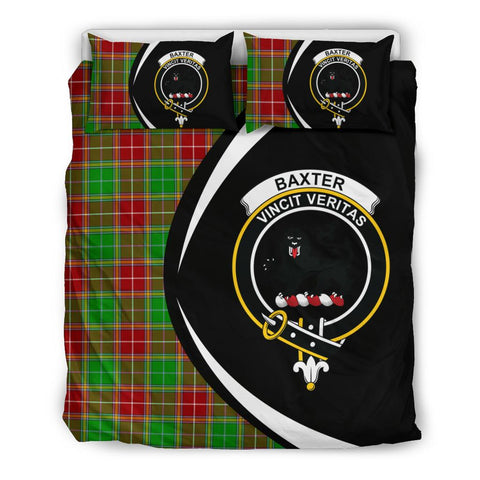 Image of Tartan Bedding Set