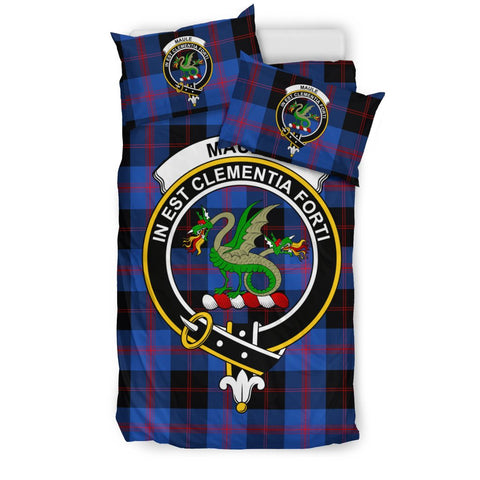 Image of Tartan Maule Bedding Set - Clan Crest