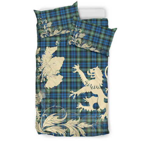 Image of Lamont Ancient Tartan,
