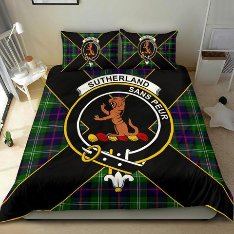 ScottishShopTartan Sutherland II Bedding Set - Luxury Style
