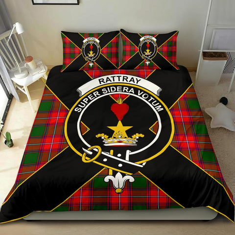 ScottishShopTartan Rattray Bedding Set - Luxury Style
