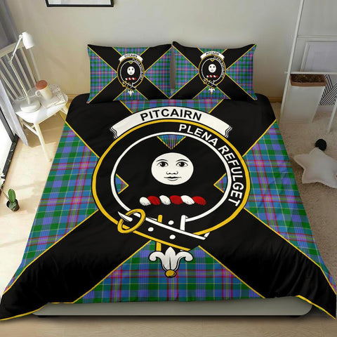 ScottishShopTartan Pitcairn Bedding Set - Luxury Style