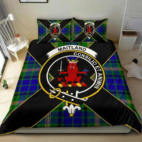 ScottishShopTartan Maitland Bedding Set - Luxury Style