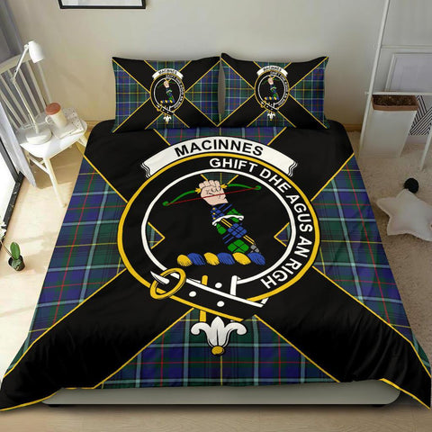 ScottishShopTartan MacInnes Bedding Set - Luxury Style