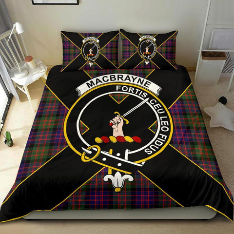 ScottishShopTartan MacBrayne Bedding Set - Luxury Style
